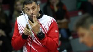 Ники Желязков готов да е помощник на Пранди