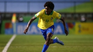 Ливърпул е фаворит за бразилски вундеркинд