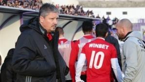Любо Пенев: Стойне Манолов трябва да е пример за всички футболни хора