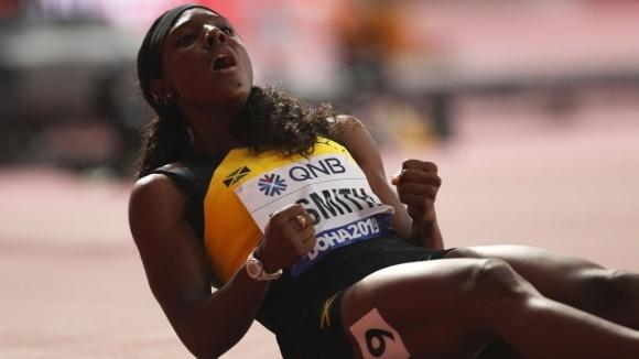 Световна шампионка на 4 по 100 м сигурна, че ще намери място в отбора на Ямайка за Токио