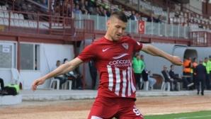 Отборът на Страхил Попов тренира в пълен състав, няма заразени в Хатайспор