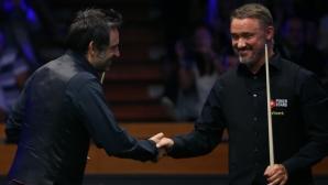 Стивън Хендри сподели колко още световни титли може да спечели Рони О'Съливан