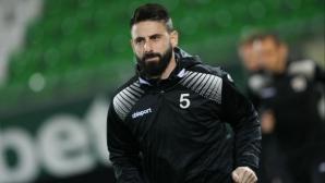 Димитър Илиев: Длъжни сме да отстраним Левски, но имаме цели и в първенството