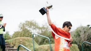 Атлет пробяга 19 маратона за 19 дни за благотворителна кауза