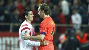 Севиля ще даде 20 млн. евро за Ракитич, твърди Marca