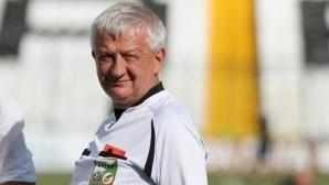 Крушарски: Дали ще платя на играчите, или не, си е мой проблем