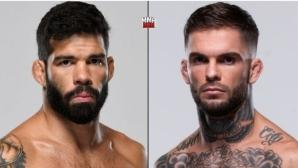 Ясни са още две битки на UFC 250