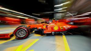 Ферари вече работят усилено по новата кола, за да са готови за рестарта на сезона във Формула 1 през юли
