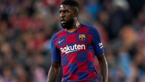 Интер информира Барселона за интерес към Юмтити