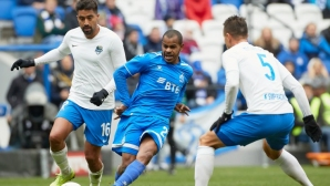 Динамо (Москва) предложи нов договор на бивш левскар