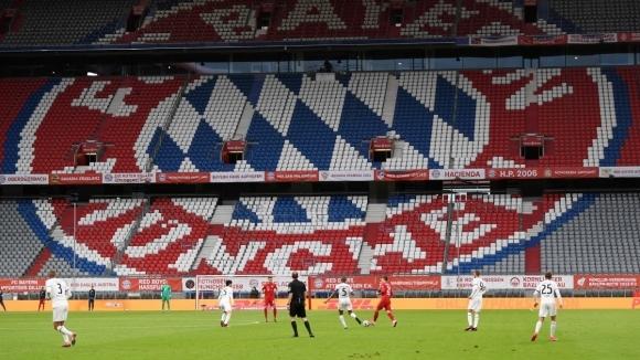 Байерн Мюнхен дарява още 350 000 евро на аматьорски...