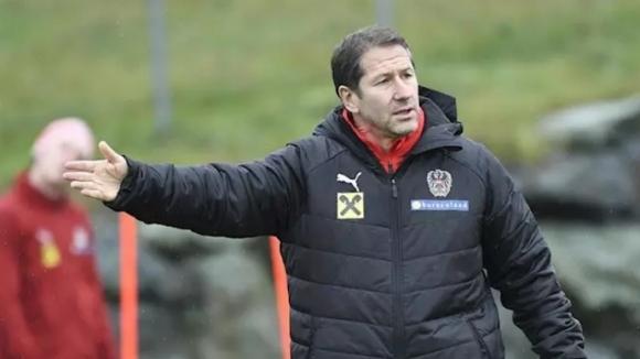 Франко Фода удължи договора си като национален треньор на Австрия