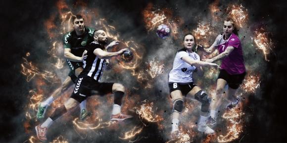 Българската федерация по хандбал обяви края на сезон 2019/2020 при мъжете и при жените