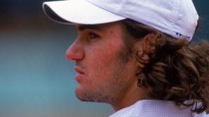 """На този ден преди 21 години Федерер дебютира в турнирите от """"Големия шлем"""""""