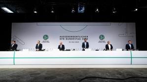 Германският футболен съюз може да загуби  77 милиона евро тази година