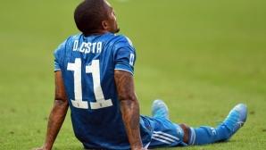 Дъглас Коста мислел за отказване