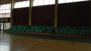 Предстои ремонт на покрива на спортната зала в Трън