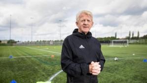 Гордън Страхън: Липсата на изцяло професионални клубове в Шотландия е проблем