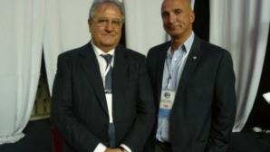 Шефът на WBSC поздрави новото ръководство на бейзбола и софтбола в България