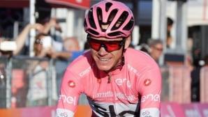 Припомнете си Джиро 2018 – Крис Фруум в преследване на историческа победа