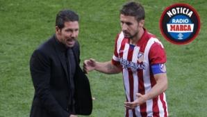 Габи Фернандес се завръща в Атлетико като дясна ръка на Симеоне