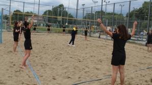 Школата на Марица започна тренировки (видео + снимки)