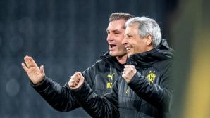 Дортмунд: Смяна на треньора?! До вчера имахме 9 от 10 победи
