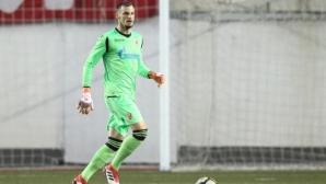 В Сърбия: Зоран Попович ще играе за Левски