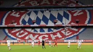 Байерн Мюнхен със сериозно дарение за аматьорски клубове