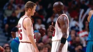 Стив Кър: Дължа всичко на Джордан