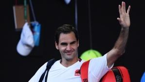 Forbes: Федерер е най-богатият спортист в света със $100 млн. от спонсори