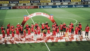 Ред Бул Залцбург вдигна Купата на Австрия
