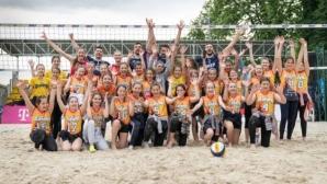 Волейболът в Хърватия се завръща