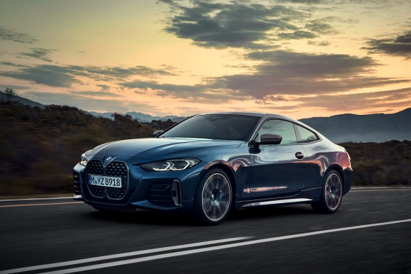 Със затаен дъх за новата Серия 4 Купе на BMW
