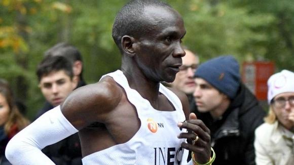 Най-бързите атлети в света и любители на бягането...