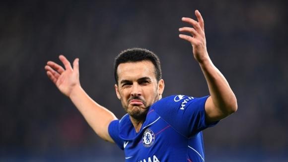 Рома също се нареди на опашката за Педро
