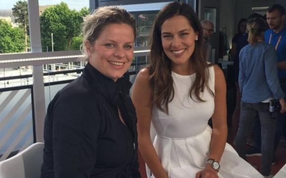 Ана Иванович: Клайстерс трудно ще се състезава отново на най-високо ниво