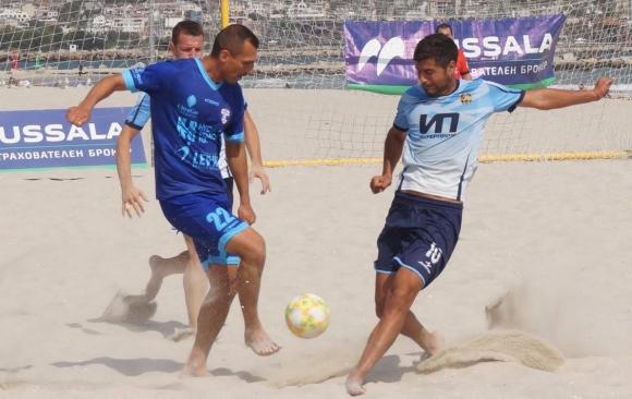 Комисията по плажен футбол се събира, за да уточни календара за Сезон 2020