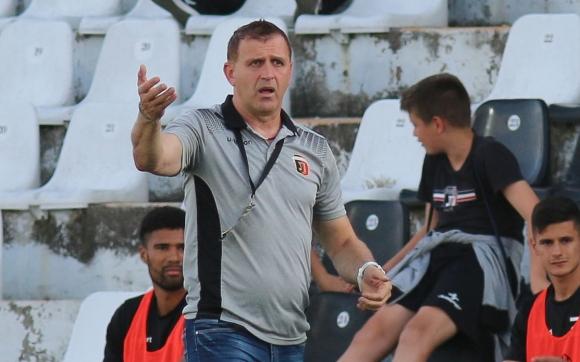 Акрапович: Срещу Левски шасновете са равни, но ще се опитаме отново да сме на финал