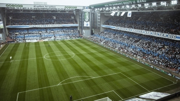 В Дания в понеделник може да пуснат фенове по трибуните, Копенхаген се готви за 10 хиляди