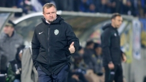 Върба готви изненада в схемата на Лудогорец за дербито с Левски