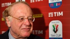 Президентът на Милан: Утопично е да се очаква бързо възраждане на клуба
