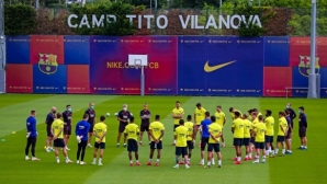 Отборите в Испания стартираха пълноценни отборни тренировки