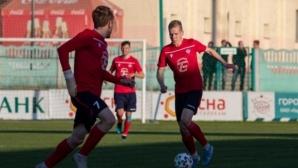 Ранен гол стигна на ФК Минск за успех срещу Слуцк