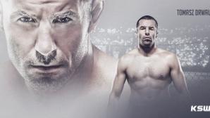 Полска легенда се завръща в MMA на KSW 53