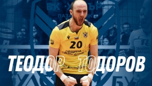 Теодор Тодоров остава в Хебър