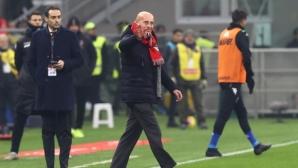 Ариго Саки иска повече смелост, ентусиазъм и агресия от италианските отбори