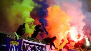 Голяма новина за българския футбол! Ще има фенове на стадиона