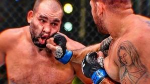Багата пред изпадане от ранглистата на UFC