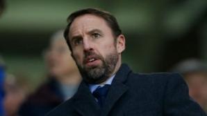 Саутгейт няма да присъства на мачовете в Англия